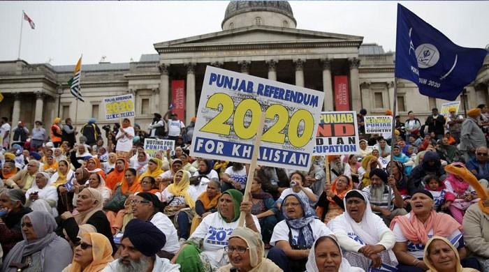 Pakistan not supporting Khalistan movement, says UK govt report