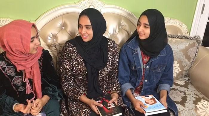 The Pakistani American sisters who wrote 9 books