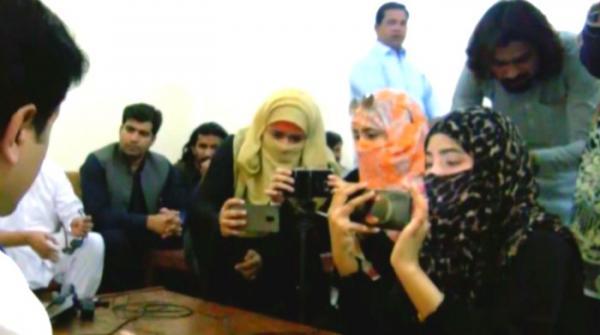 Meet the brave female journalists from Dera Ismail Khan