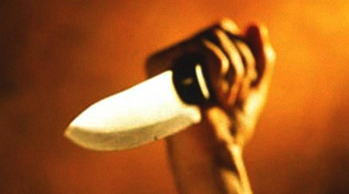 Police curious about mysterious stabbings of Karachi father-son duo