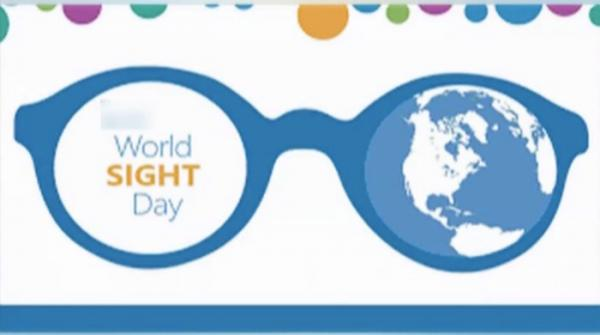 World Sight Day being observed today