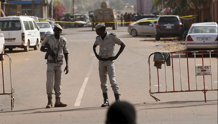 Death toll in Burkina Faso mosque attack rises to 16