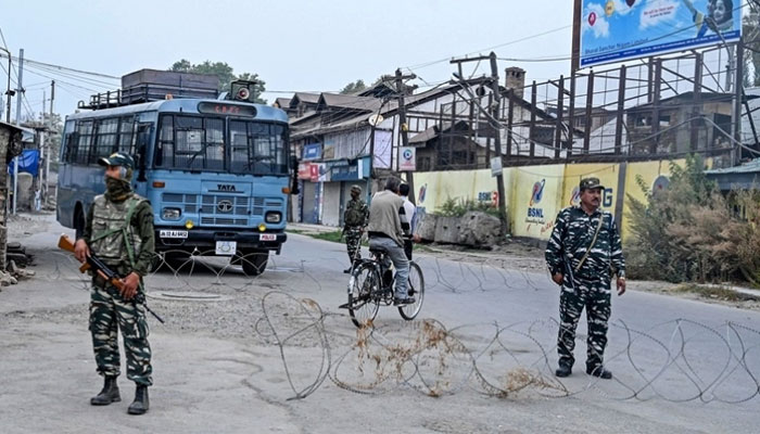 Pakistan says three civilians killed by Indian firing in Kashmir