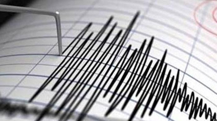Yet another powerful earthquake, measuring 5.8 on Richter scale, jolts northern Pakistan