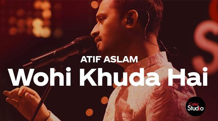 Atif Aslam wins over Indian fans with his Coke Studio's 'Wohi Khuda Hai'