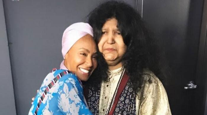Abida Parveen is Jada Smith's 'spiritual mother'