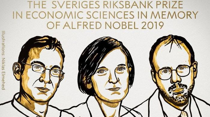 Trio win Nobel Economics Prize for work on poverty