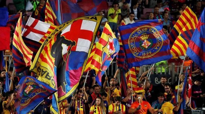 FC Barcelona criticises jail sentences for Catalan separatist leaders