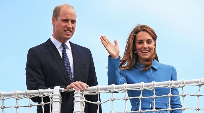 Netizens anxiously await Prince William, Kate Middleton's arrival in Pakistan