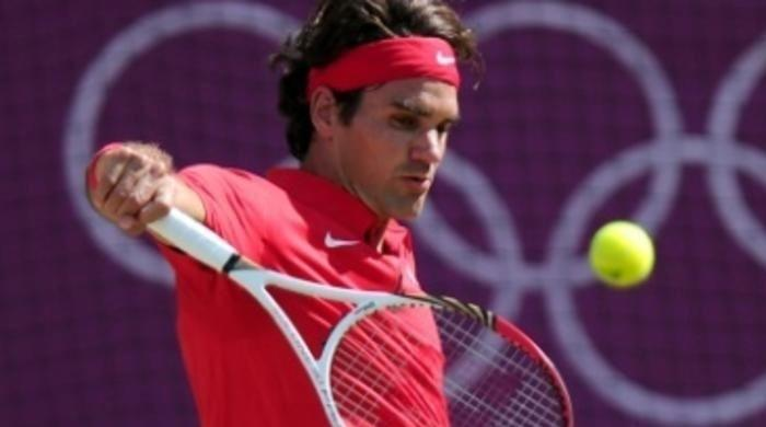 Federer to compete at next year´s Tokyo Olympics