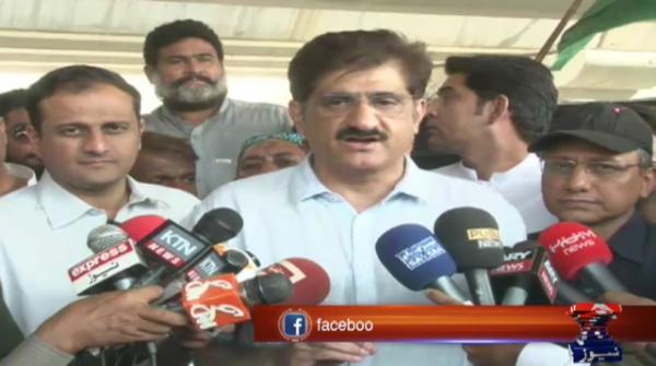 Clean Karachi campaign ends Oct 21, waste management unsatisfactory: Sindh CM