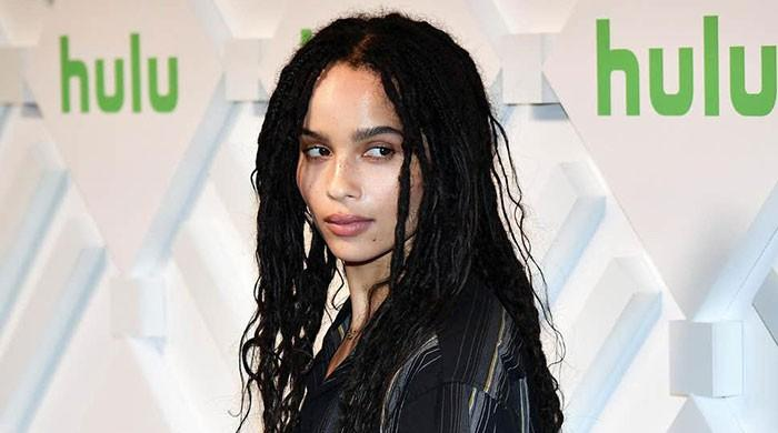 Zoe Kravitz to play Catwoman in new 'Batman' movie