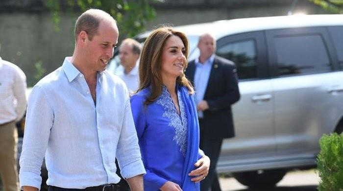 Royal tour of Prince William and Kate Middleton to Pakistan has Twitter buzzing with excitement