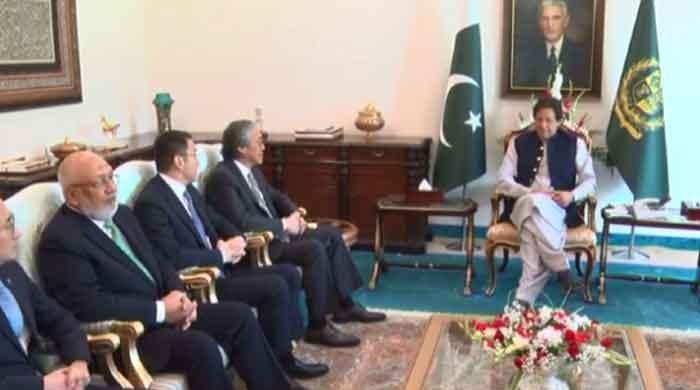 PM Imran welcomes $240mn investment from Hong Kong based port operator