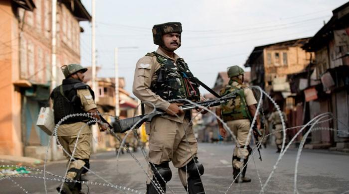 SMS services blocked in Indian occupied Kashmir after being restored