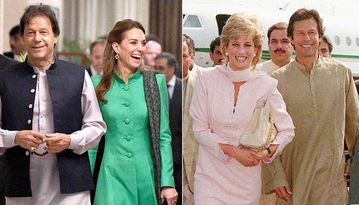 Kate Middle channels eastern elegance during Badshahi Mosque visit