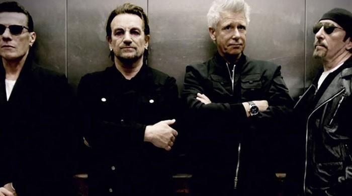U2's Bono wants to come to Pakistan