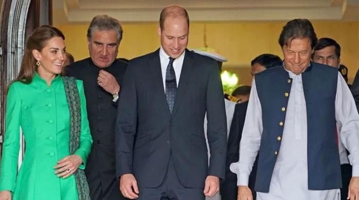 REVEALED: Kate Middleton and Prince William's conversation with PM Imran