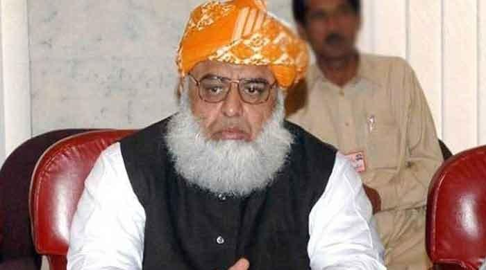 Fazl says no talks with govt until PM resigns