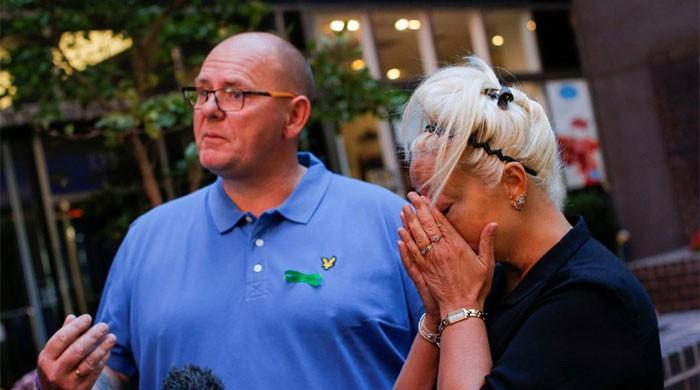 US security chief 'heaped pain' on grieving parents of UK teen: lawyer