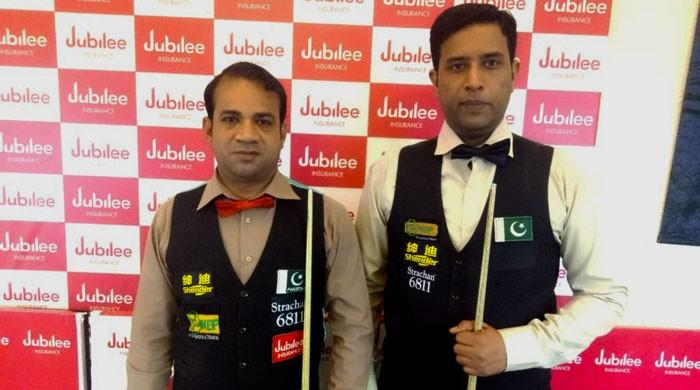 Sajjad, Asif qualify for final of third National Snooker Championship