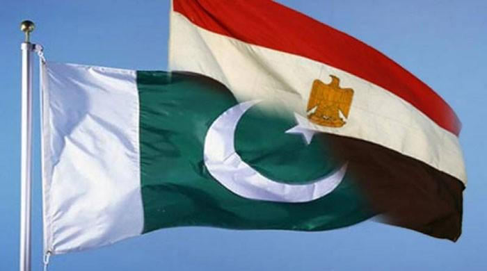 Pakistan, Egypt sign MoU to set up Joint Working Group on Trade