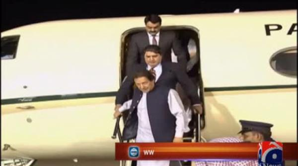 Saudi leadership appreciates PM Imran's efforts to de-escalate Gulf tensions