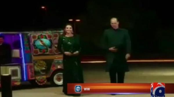 Prince William speech starting with salam and shukriya wins Pakistani hearts