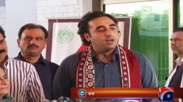 PPP throws weight behind Fazl as Bilawal announces support