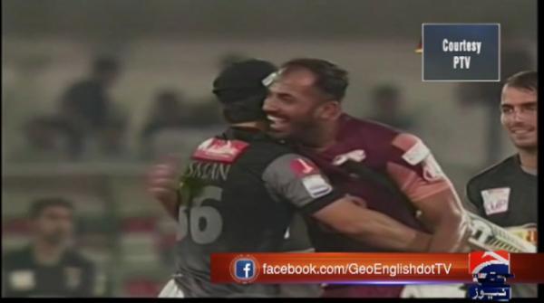 Wahab Riaz terms teammate Saif Badar 'good' candidate for Pakistan team