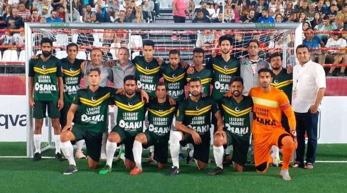 SOCCA World Cup; Pakistan goes down fighting against Germany