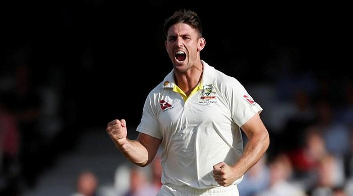 Mitch Marsh set to miss Pakistan Test after punching wall