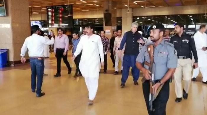 Bangladesh's security delegation arrive in Karachi for security check of women's cricket tour