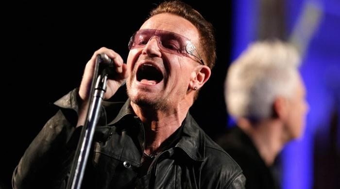 U2 frontman Bono's visit to Pakistan on the cards: Salman Ahmed