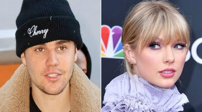 Justin Bieber reveals things are good with Taylor Swift after Scooter Braun feud