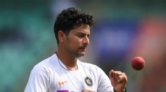 Injured Kuldeep out of final Test against South Africa