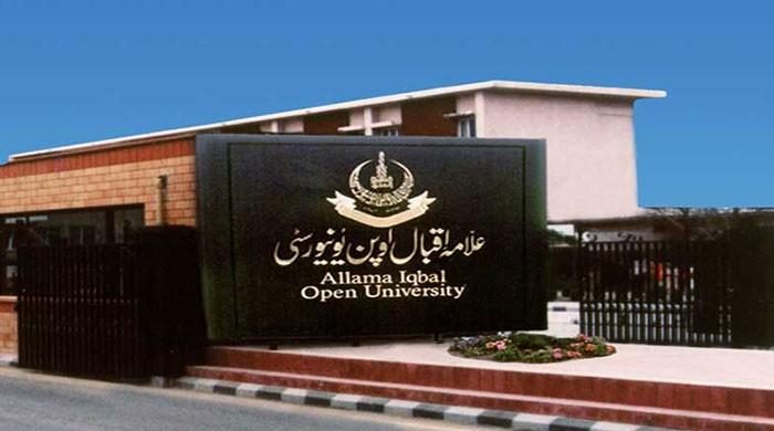 AIOU postpones today's exam on account of Chehlum