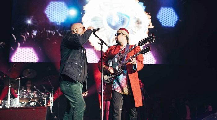 Junoon enthralls audience in US during world tour