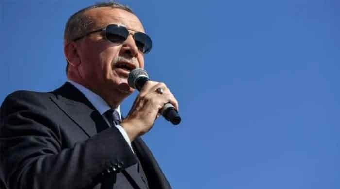 Erdogan says Turkey to 'crush the heads´ of Kurdish forces if no pullout