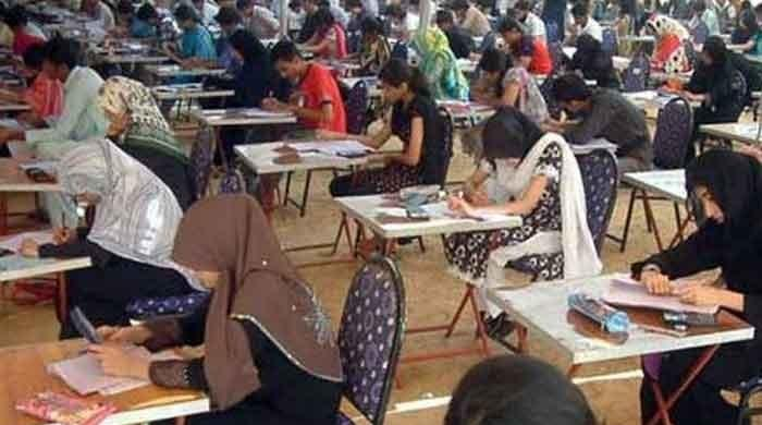 Girls outshine boys in Karachi Inter Commerce II Exam 2019