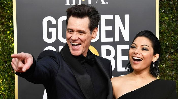 Jim Carrey, Ginger Gonzaga call it quits after months of dating