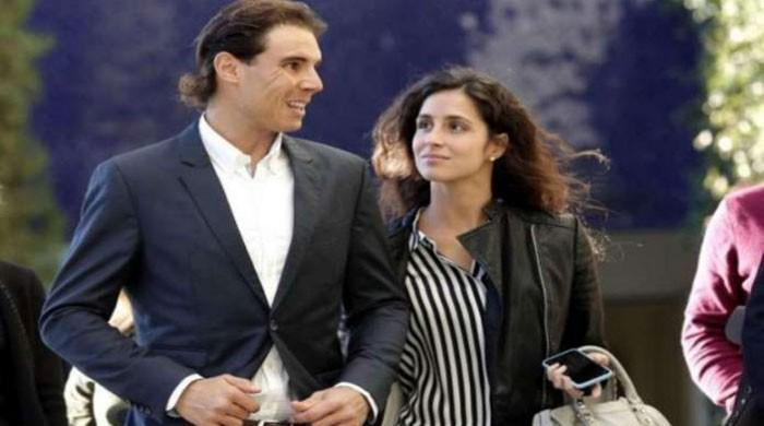 Nadal marries his partner of 14 years in Mallorca
