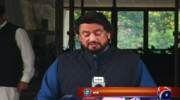 Rana Sanuallah case: Lives of witnesses in danger, says Shehryar Afridi