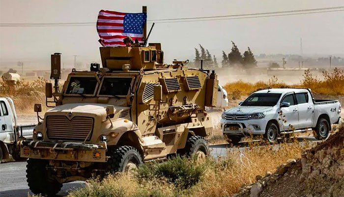 US Troops Leaving Syria will Move to Iraq: Pentagon