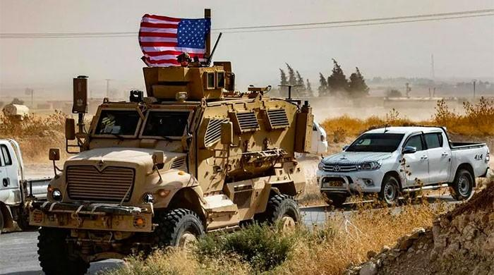 All US troops withdrawing from Syria expected to go to western Iraq: Pentagon