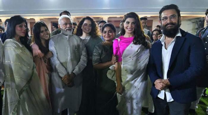 Modi approaches Bollywood to bolster his global image