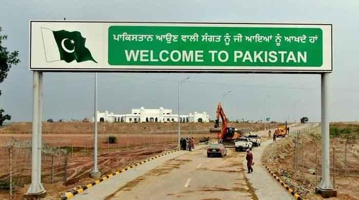 'Welcome to Pakistan': Kartarpur project enters final stage
