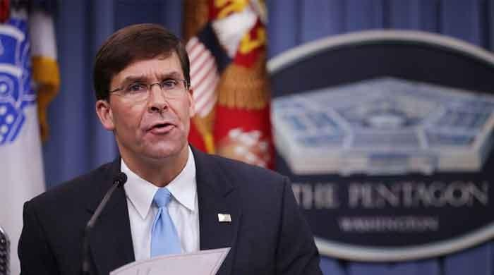 US Defense Secretary Esper in Kabul on unannounced visit