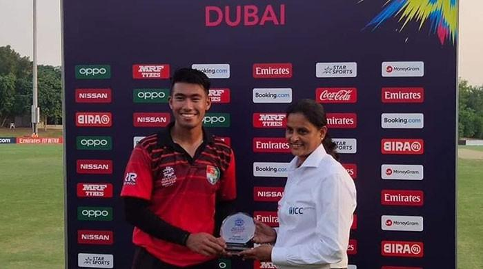 Hockey skills keep Singapore on course in World T20 Cup