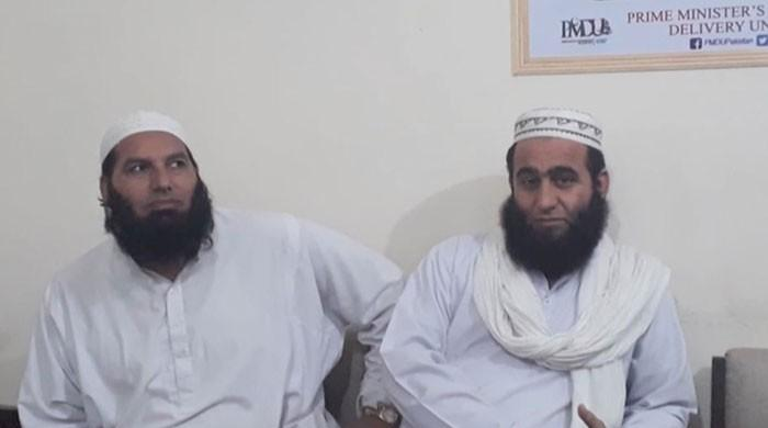 Police arrest two JUI-F leaders in Islamabad